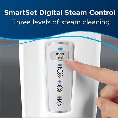 Bissell PowerFresh Steam Mop Digital Steam Control