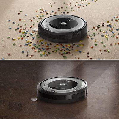 irobot roomba 690 cleaning dust