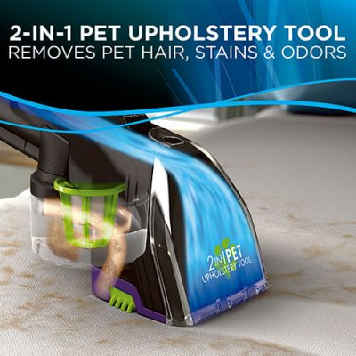 Bissell ProHeat 2X Revolution 2-In-1 Pet Upholstery Tool